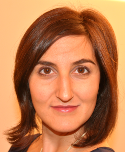 Camille Mofidi, European Manager Kobo Writing Life